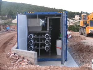 TSW Container