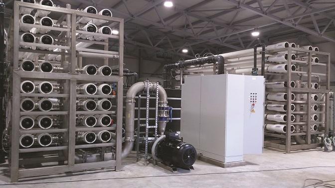 Desalination...