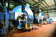 Steam Boiler...