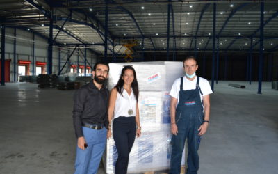 Αποστολή Aνθρωπιστικής Bοήθειας στο Λίβανο